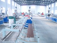 WPC Profile Board Production Line