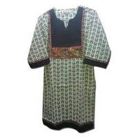 Cotton Printed Kurti