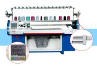 Wxc-252a Computerized Flat Knitting Machine