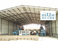 Hsum-Qt Series Brick Making Machines