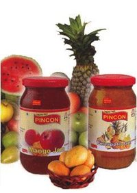 Fruits Jams