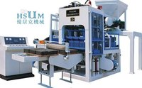 Hsum-Qt8-15 Brick Making Machines