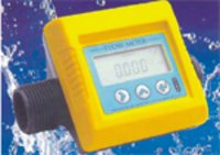 Paddle Wheel Insertion Type Digital Flow Meter