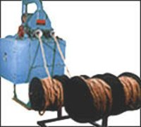 Coir Rope Untwisting Machine