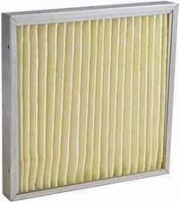 Pleated Panel Filters