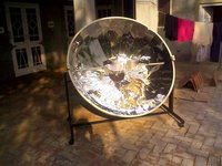 Industrial Solar Cooker