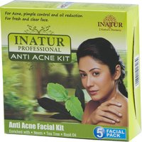 Mini Anti Acne Facial Kit