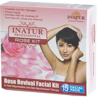 Mini Rose Revival Facial Kit