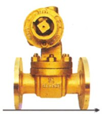 Lever Operated Parallel Slide Valves