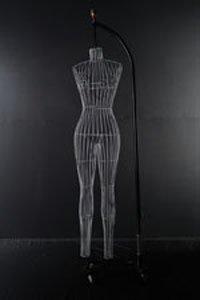 Mental Wire Mannequins