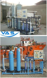Specialized Sea Water Desalination Plant
