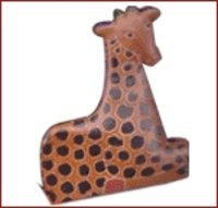 Giraffe Shape Coin Holders