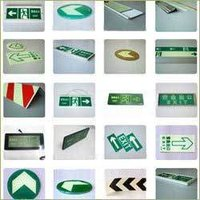 Safety Signages (Glow-In-Dark)