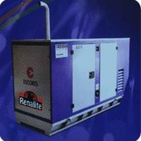 Escorts 10KVA - 45KVA Generator Set