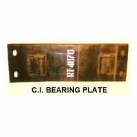 C.I. Bearing Plates