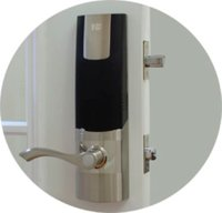 Shepherd 210 Fingerprint Door Lock