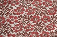 Floral Net Nylon Fabric