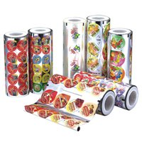 Aluminum Foil Roll Film For Pp/Pe/Ps Cups