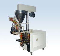 Automatic Form Fill Seal Machine (Pneumatic Type) With Auger Cup Filler
