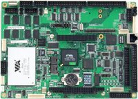 Hercules II EBX SBC Processor Boards