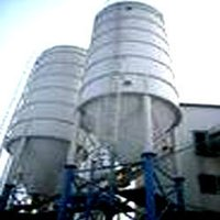 Ash Silo