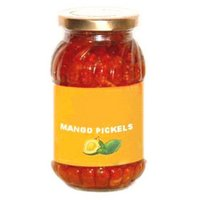 Spicy Indian Pickles