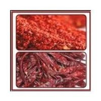 Dried Red Chilly And Powder