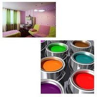 Synthetic Wall Paints