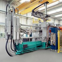 Evolution B Die Casting Machine