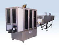 Automatic Sleeve Inserting & Shrink Machines (Sleeve Wrapper)