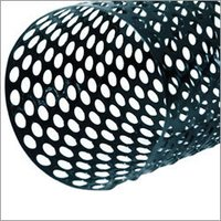 Perforated Metal Filter Core