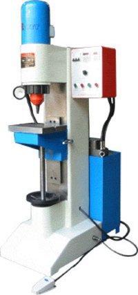 radial riveting machine