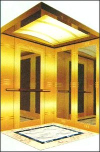 Customized Premium Lifts Cabins