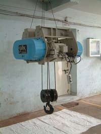 Wire Rope Hoist Crane