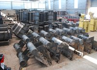 Industrial Distribution Transformer Tanks