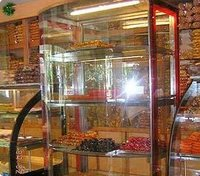 Sweets Display Counters