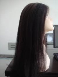 Remy Silky Straight Hair Wig