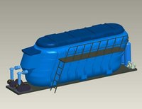 Packaged Waste Water Treatment Plants
