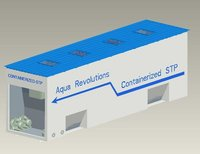 PACKAGED STP Containerized Plant