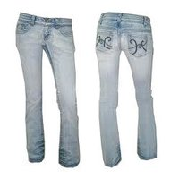 Denim Ladies Pant