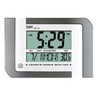 Square Shaped Digital Clock