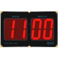 Digital Clock With Digit Size 200mm X 380mm