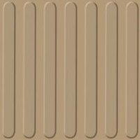 Striped Ivory Coloured Vitrified Tiles
