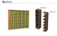 Laboratory Bag Racks