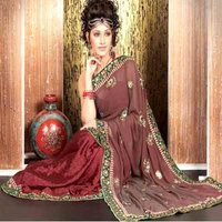 Wedding Based Georgette Sarees