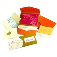 Designer Biodegradable Envelopes