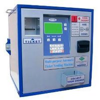 Automatic Ticket And Receipt Vending System