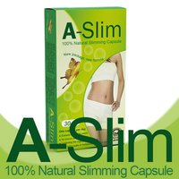 A-Slim Natural Weight Loss Capsule