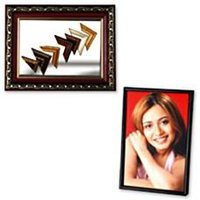 Non-Reflective Glass Photo Frames