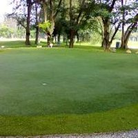 Artificial Surface Grass For Golf